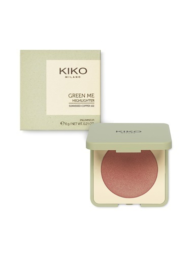 KIKO Milano Green Me Highlighter  - 102 Renksiz